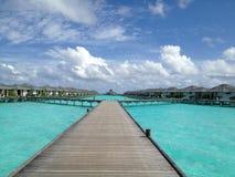 Мальдивские острова Стоковая Фотография