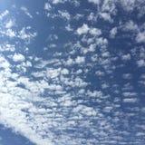 Малюсенькие облака Стоковые Изображения RF