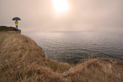 Мглистая погода Стоковые Фото