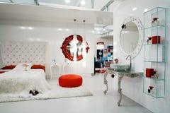 мебельный магазин Стоковое Изображение