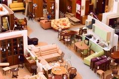 мебельный магазин Стоковые Фотографии RF