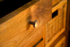 мебель деревянная Стоковое Изображение RF