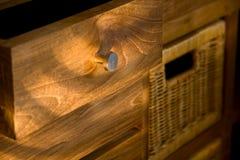мебель деревянная Стоковая Фотография RF