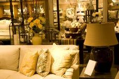 Мебель и домашний магазин декора стоковая фотография rf