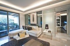 Мебель домочадца, внутреннее художественное оформление Стоковые Фотографии RF