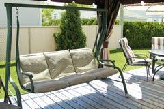 Мебель сада Стоковое Изображение RF