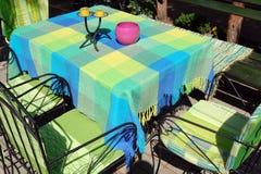 Мебель сада Стоковое Фото