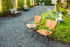 Мебель сада Стоковое Изображение