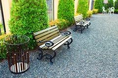 Мебель сада Стоковые Фотографии RF
