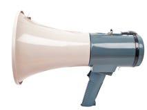 Мегафон Стоковая Фотография