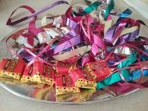 Медали конфеты Стоковая Фотография RF