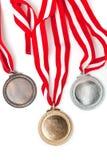 медали Стоковое Изображение