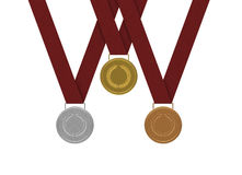 медали Стоковая Фотография RF