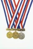 медали Стоковая Фотография