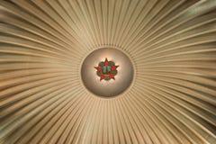 медаль потолка стоковая фотография rf