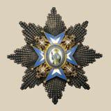 медаль старое Стоковые Изображения