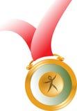 медаль иллюстрация вектора
