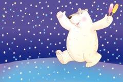 медведь бореальный Стоковое Фото