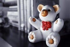медведь керамический Стоковое Изображение