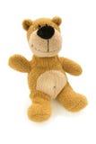 медведь приветствует игрушечный стоковые изображения rf
