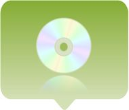 медиа-проигрыватель иконы Стоковое Изображение RF