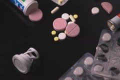 Медицина для предохранения от изо дня в день Стоковые Фотографии RF