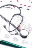 медицинские инструменты Стоковое Изображение