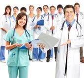 медицинские люди Стоковые Изображения