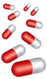 медицинские пилюльки бесплатная иллюстрация