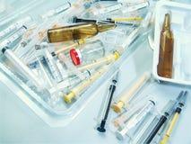 Медицинские поставки Стоковые Изображения