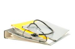 медицинские предметы стоковые фотографии rf