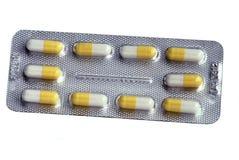 медицинские продукты Стоковые Изображения