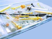 Медицинский отход Стоковое Изображение RF