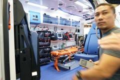 Медицинский справедливый Таиланд держал на exhibitional Hall QSNCC которое pres Стоковое фото RF