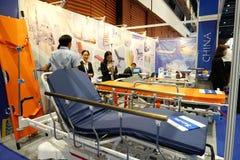 Медицинский справедливый Таиланд держал на exhibitional Hall QSNCC которое pres Стоковая Фотография RF