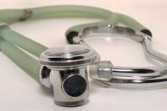 Медицинский стетоскоп Стоковое Изображение RF
