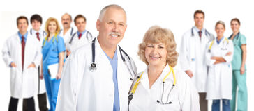 медицинский усмехаться людей Стоковое Фото