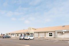 Медицинский центр в Swakopmund Стоковые Фото