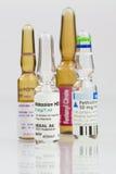 Медицинский amp стоковая фотография rf