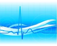 медицинское соревнование предпосылки Стоковое Изображение RF