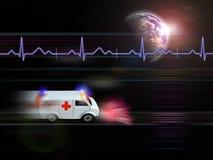 медицинское соревнование стоковая фотография