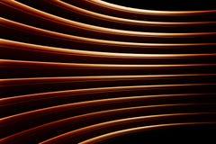 медная решетка Стоковое фото RF