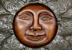 медное солнце Стоковое Фото