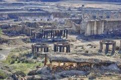 медное riotinto Испания шахты de minas Стоковое Изображение RF