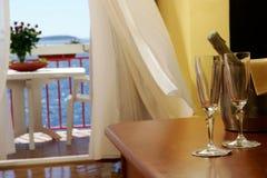 медовый месяц принципиальной схемы Стоковое Фото