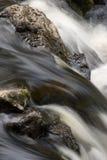 медь падает положение rapids парка малое Стоковая Фотография