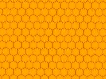 мед предпосылки Стоковые Изображения RF