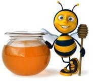 мед пчелы бесплатная иллюстрация