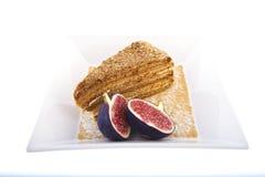 мед торта Стоковые Изображения RF