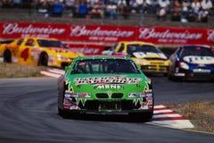 #18 межгосударственные батареи Pontiac Grand Prix Стоковое фото RF